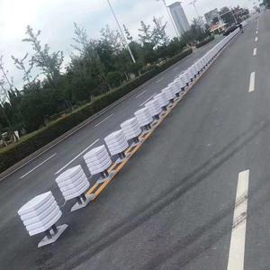 杭州下沙pvc花箱工程